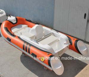 Liya Rib Boat 330 Luxury Inflatable Yacht Tenders and Dinghies pictures & photos