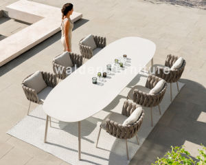 modern furniture collection. Walden 2018 New Collection Outdoor Garden Dining Set/Modern Patio 6-Seater Furniture Modern