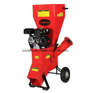 6.5HP Gasoline Wood Chipper Shredder