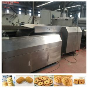 Small Biscuit Making Machine/Biscuit Machine for Small Business pictures & photos