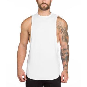 6682f06a7a727 Men′s Custom Gym Tank Top Muscle Cut Tank Tops