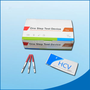 HCV Test Kits pictures & photos