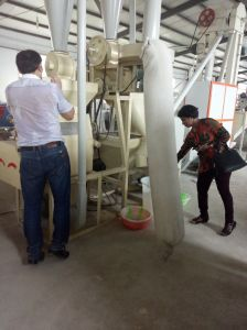 Rice/Wheat/Corn/Maize Flour Production Equipment/ Mills Processing/ Flour Milling Machinery pictures & photos