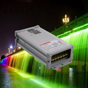 china 24v 10a rainproof outdoor led power supply for lighting