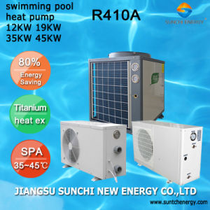 Water 12kw/19kw/35kw/70kw Swimming Pool Heatpump Heater pictures & photos