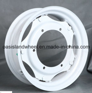 Agricultural Wheel (W8X20 W7X20) for Tractor pictures & photos