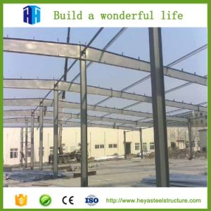 Prefabricated Steel Structure Building Workshop Shed Drawing Design