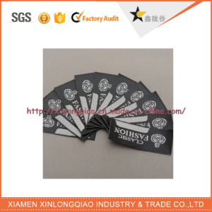 Label Printing Fabric Woven Printed Clothes Clothing Logo Garment Label pictures & photos