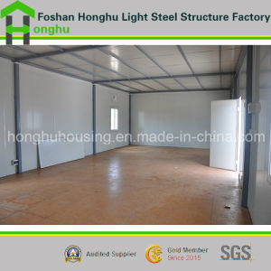 Prefabricated Villa Container Home Movable Light Steel House pictures & photos