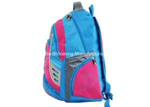 Leisure Travel Fashion Lady Sport Computer Laptop Backpack pictures & photos