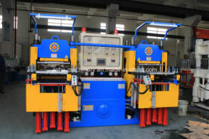 Heating Plate Rubber Silicone Making Vulcanizing Machine for Wristband pictures & photos