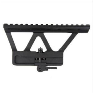 20mm Tactical M47 Side Rail Scope Mount Picatinny Cerakote Scope Ak 74 CNC Au