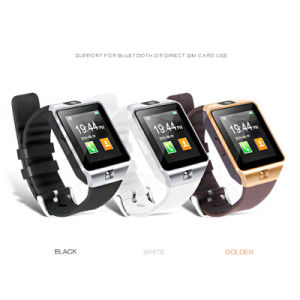 2015new Smart Bluetooth Sport Phone Watch for Android iPhone