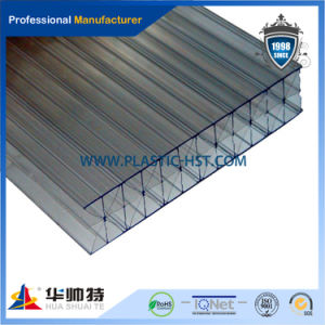 Lexan Polycarbonate Triple Wall Sheet pictures & photos