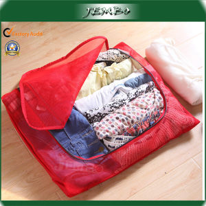 Nylon Mesh Cover Promotional Fashion Dustproof Travel Bag pictures & photos