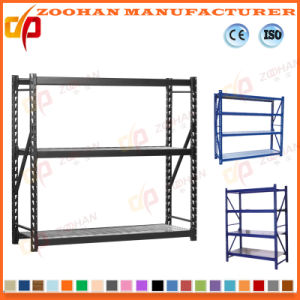 Long Span Heavy Duty Warehouse Shelf Storage Rack (ZHr367) pictures & photos