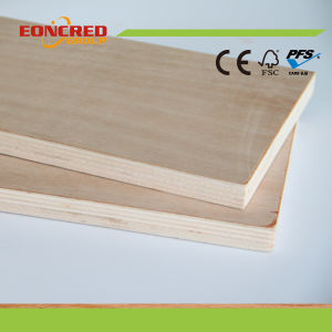(CE Carb ISO9001 Certificate) Different Types of Commercial Plywood