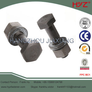 Carbon Steel High Strength Bolts for Steel Structures pictures & photos