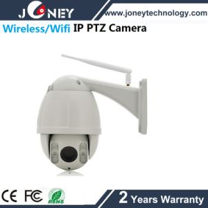 H. 264 Outdoor 1080P HD Night Vision IR Dome PTZ CCTV Wireless WiFi IP Camera pictures & photos