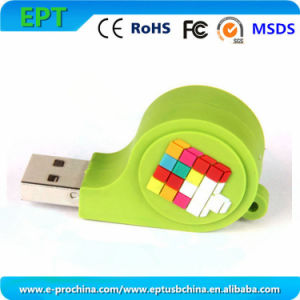 Whistle Design Flash Memory USB Flash Disk (ET081) pictures & photos