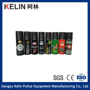 60ml Pepper Spray Different Colors for Self Defense pictures & photos