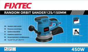 150mm Mini Electric Random Orbital Sander pictures & photos