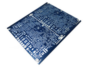 4layers PCB with HASL-Lead Free/ Telecommunication Base Station