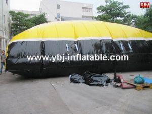 High Quality Pvc Tarpaulin Inflatable Stunt Air Bag Advernture Airbag