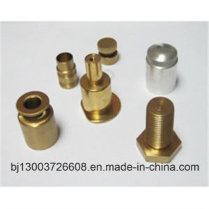 CNC Precision Machining with Brass Parts