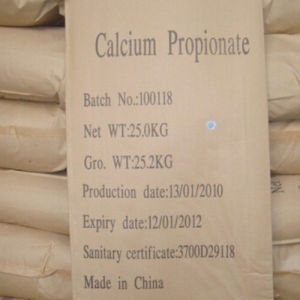 Manufacturer Food Preservatives Calcium Propionate with Good Quality pictures & photos