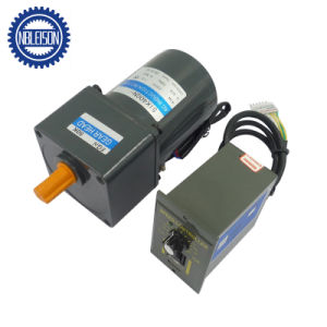 120V 40W Small AC Gear Motors with Speed Controller