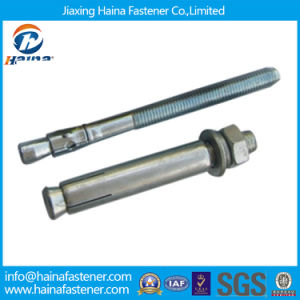 Metal Expansion Wedge Anchor Bolt (one clip style) pictures & photos