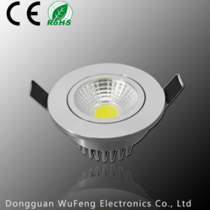 5W LED Down Light, LED Spotlight Light (WF-DL110C-5W)