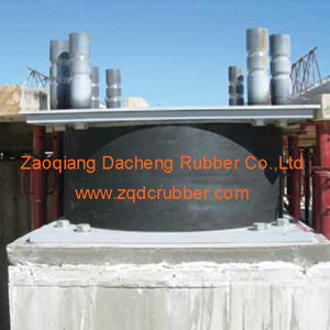 Hdr High Damping Rubber Bearing From China Manufacturer pictures & photos