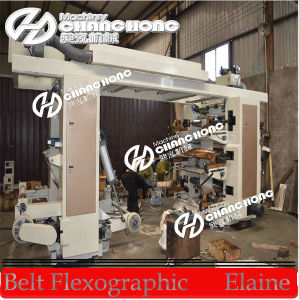 6 Color Kraft Paper Flexo Printing Machine (CJ86 series) pictures & photos