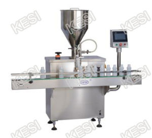 Paste Filling Machine, Sauce Filler, Juice Filler pictures & photos