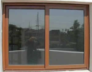 Aluminium Glass Sliding Window with Best Sevice