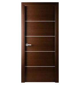 Latest Wood Door Design MDF/HDF Interior Inner Room Doors with Melamine Finish and  sc 1 st  Made-in-China.com & China Latest Wood Door Design MDF/HDF Interior Inner Room Doors ...