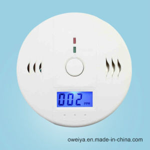 Family Smoke and Carbon Monoxide Detector with Safety