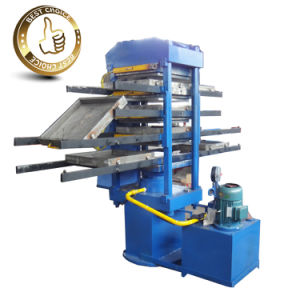 Mat Vulcanizing Machine/Rubber Tile Press pictures & photos