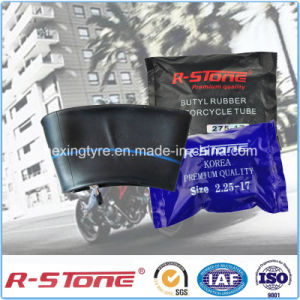 High Quality Natural Motorcycle Inner Tube 3.50-16 pictures & photos