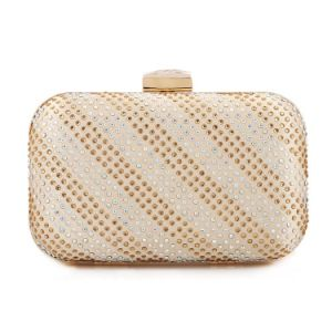 High Quality Guangzhou Wholesale Handbag Lady Clutch Evening Bag pictures & photos