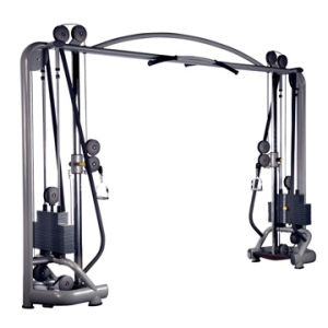 Cable Crossover/Cable Crossover Machine/Gym Offer pictures & photos