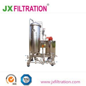 Diatomite Filter Used in Beverage Filtration pictures & photos
