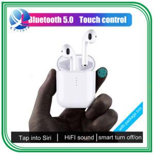 Original I10 Tws 1: 1 Air Pods Mini Wireless Bluetooth 5.0 Super Bass Stereo Headphone for Meizu Pop Headphones Xiaomi Airdot I9s Tws