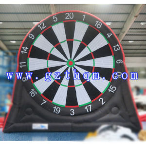 Inflatable Dart Game Manufacturer/Giant Inflatable Dart Board Sport Games Dart Game pictures & photos