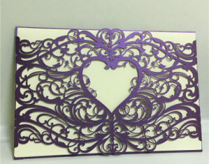 Laser Card Stencil pictures & photos