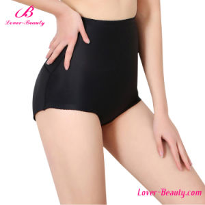 Traceless Black Bum Shaping Underwear Shapewear