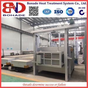 115kw High Temperature Box Type Furnace for Heat Treatment pictures & photos
