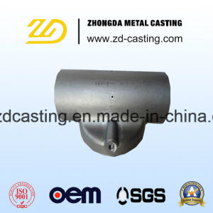 OEM Sand Casting for High Manganese Steel Connector pictures & photos